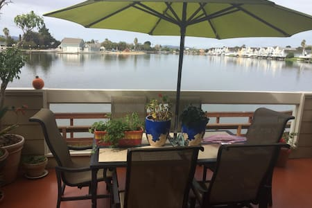 Townhouse with water view - San Mateo - Townhouse