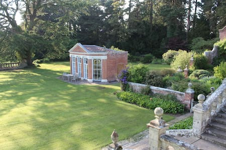 The Orangery, Henley Hall, a tranquil get away! - Ludlow - Apartment