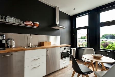 New modern apartment in lovely Bloemendaal - Lakás