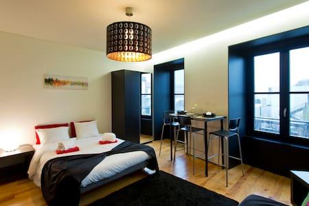 T0 Janelas de Miragaia - Porto - Apartamento
