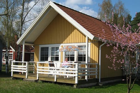 Haus Sonnenschein am See, Müritz-Nationalpark - Talo