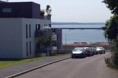 Appartement terrasse vue mer