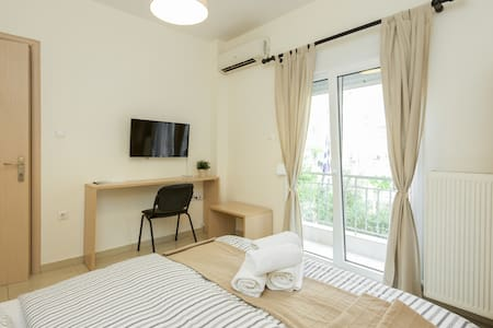 City center studio 20sqm - Saloniki - Apartament