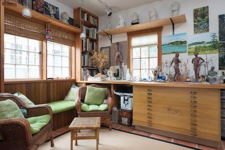Cottage in the Heart of Ballard - Seattle - Cabaña