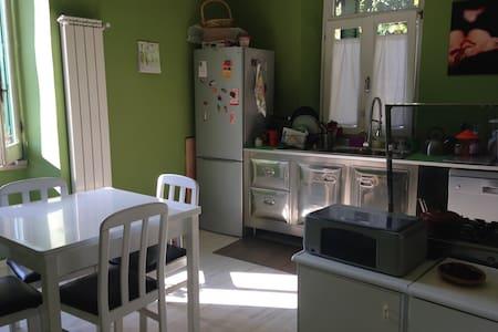 Colorato appartamento in centro - Avezzano - Appartement