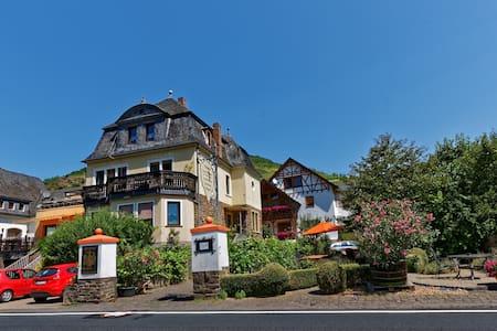 """Haus Osterlämmchen Wohnung """"Calmont"""" - Appartement"""