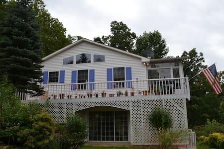 Bella Vista Cottage - Hendersonville - Hus