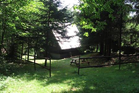 Chata Trojanovice pod Velkým Javorníkem, Beskydy - Hut