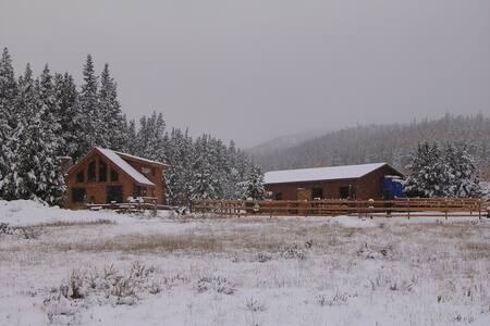 Private Cabin Close To Breckenridge - Fairplay - Cabaña
