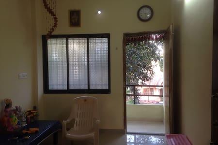 2 Bedroom Apartment - Sawantwadi  - Lakás