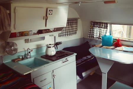 Clean and Cozy Vintage Camper - Portland - Camping-car/caravane