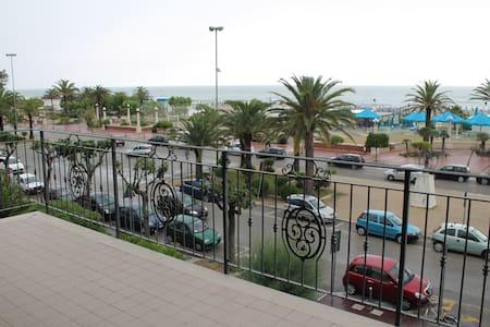 Appartamento Giulianova Lido Centro Fronte-Mare - Wohnung