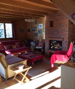 Beautiful, cosy & sunny chalet - Chalupa