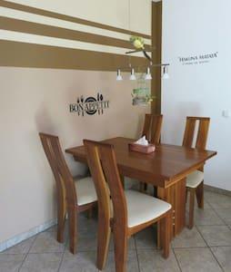 •Gemütliches Wohnung inkl. Terrasse - Radfeld