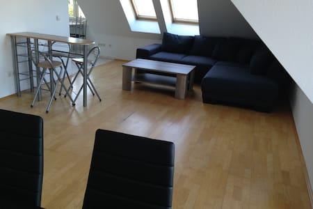 3,5 Zimmer im Grünen, ausgestattet für 5 Personen - Hohen Neuendorf