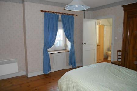 Chambre calme et spacieuse 9 Km Amboise - Dům