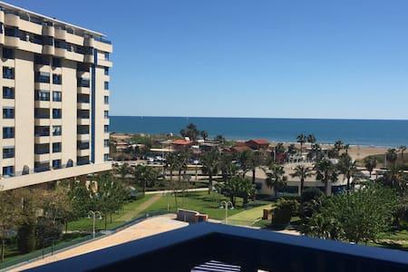 Apto primera linea/Beach apartment - Wohnung