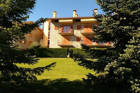 APARTAMENT NATURA - Cercs - Appartement