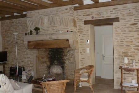 Maison à 5mn de Beaune  à Pernand Vergelesses - Pernand-Vergelesses - House