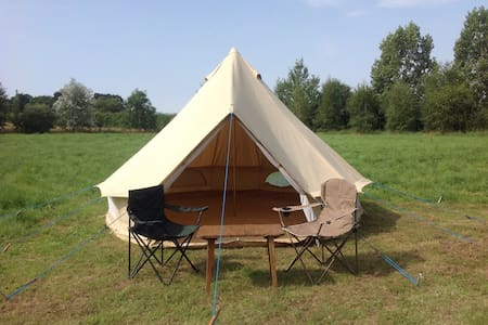Bell Tent - Bruisyard  - Other