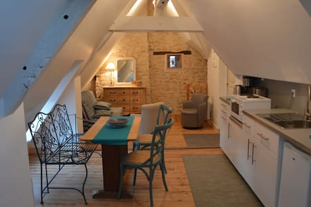 Cosy studio apartment in historic Vezelay - Vézelay