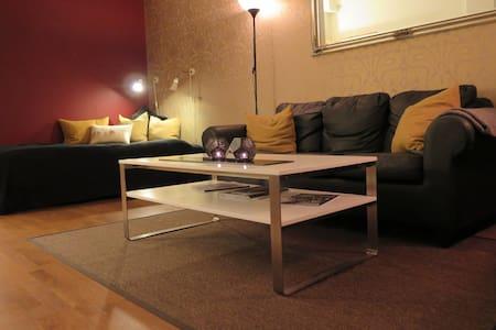 Studioleilighet ved Solsiden - Trondheim - Apartment