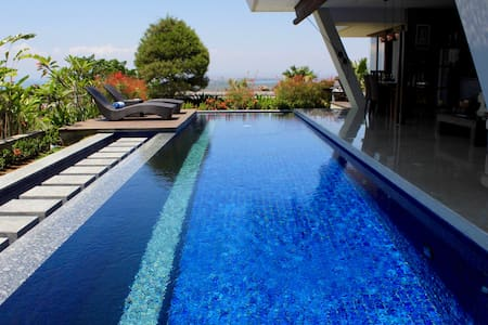 Luxury villa with superb views #1