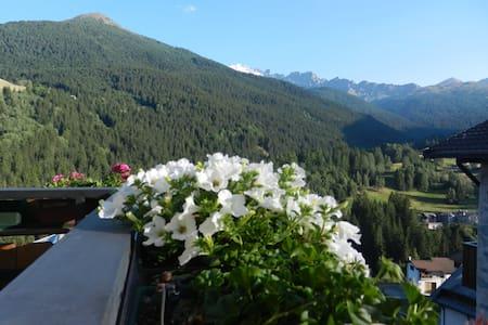 CASA ELDA  la tua vacanza tra Bormio e Livigno - Apartment