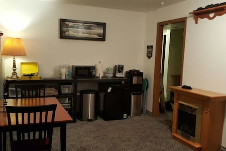 Spacious Bedroom with Amenities - House