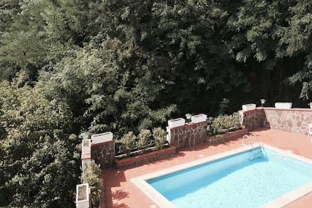 Amalfi Coast Villa, Swimming Pool - Villa
