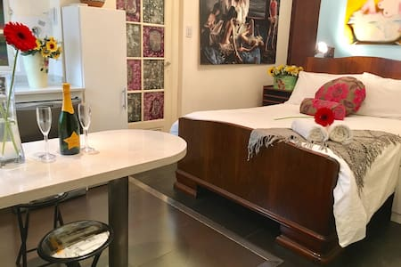 Exclusive Cosy Studio in The Heart of Buenos Aires - Apartmen