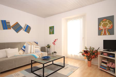 Vacation rental on lake Maggiore - Brissago