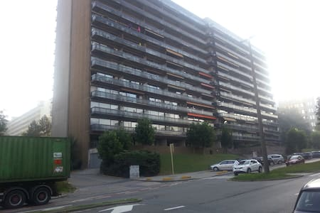 Bxl Nat airport 15 min, centre 25 min - great view - Zaventem - Apartment