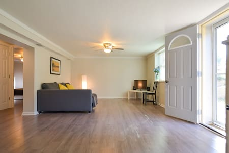 1bed apt with garden by KC airport - Kansas City