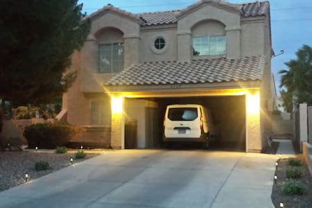 2 bed in quiet neighborhood - Las Vegas