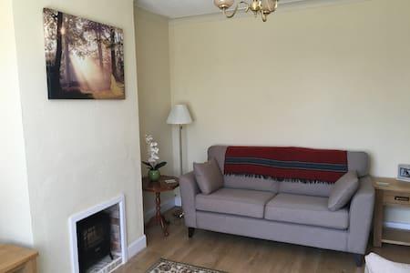 Bluebell Corner Holiday Home in Sheringham Norfolk - House