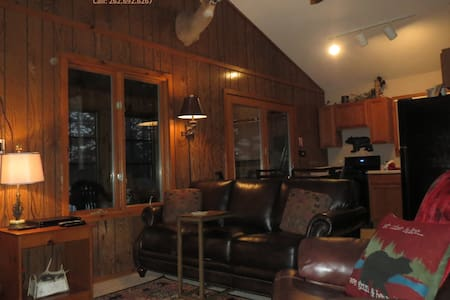 Four-Season Getaway in the Heart of the Northwoods - Boulder Junction - Srub