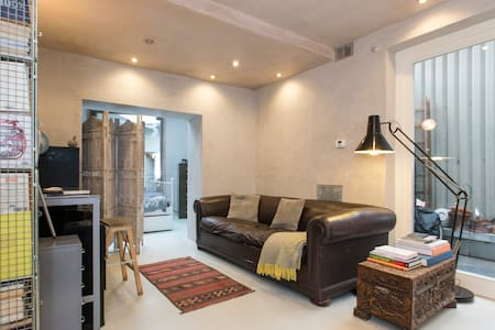 Spacious Studio in London Fields - London - Apartment