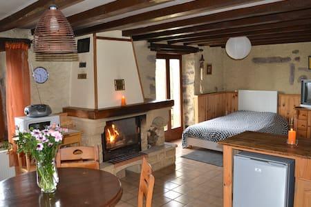 Gîte Auboutdumonde Hautes Vosges - Hus