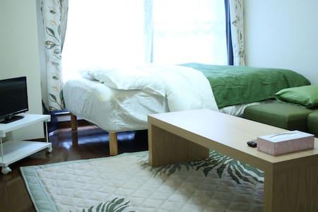Osaka★Doutonbori 10min vv ★心斎橋 5min  Guest Lounge! - Chūō-ku, Ōsaka-shi - Apartment