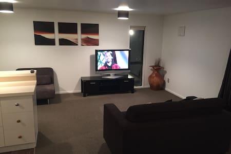 Perfect  Ohoka Retreat - Apartment