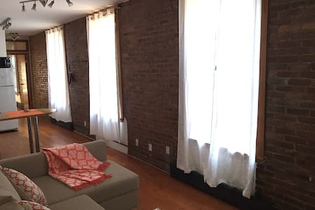 Large 2 Bedroom near Central Park ! - New York - Apartment