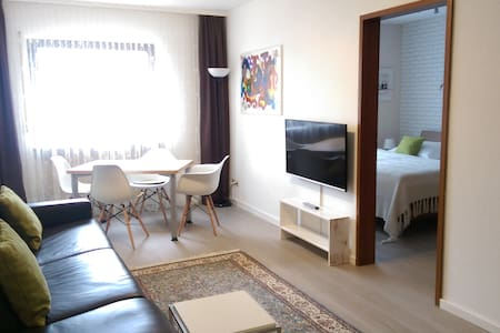 Ferienwohnung Lina, stadtnah - Bad Kissingen - Apartment
