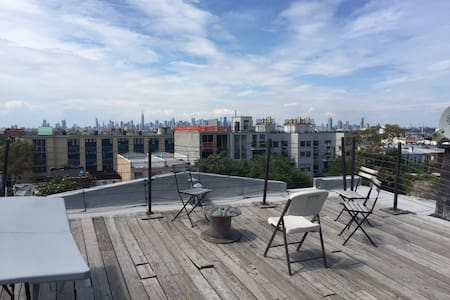Modern Room in Great Location (Bushwick) - Brooklyn - Apartment