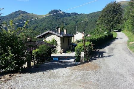 Baita Chalet di montagna - Rittana - Rumah