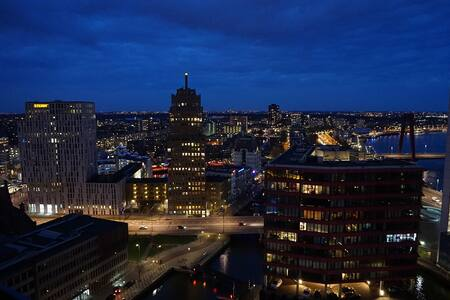 Stunning view in this city center apartment! - Appartement