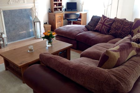Cosy double room in Central London - London - Apartment