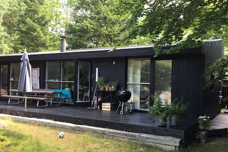 Cosy summerhouse in North Sealand (Asserbo) - Zomerhuis/Cottage