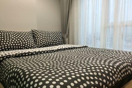 New&comfort home-Sukhumvit, BKK - Selveierleilighet