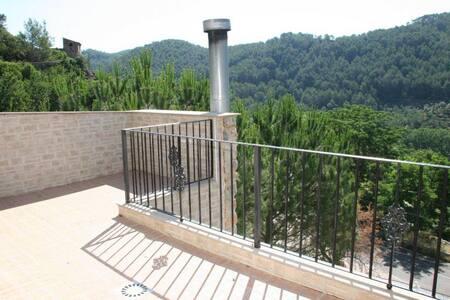 Habitación baño propio Casa Rural - Sierra Espadán - House